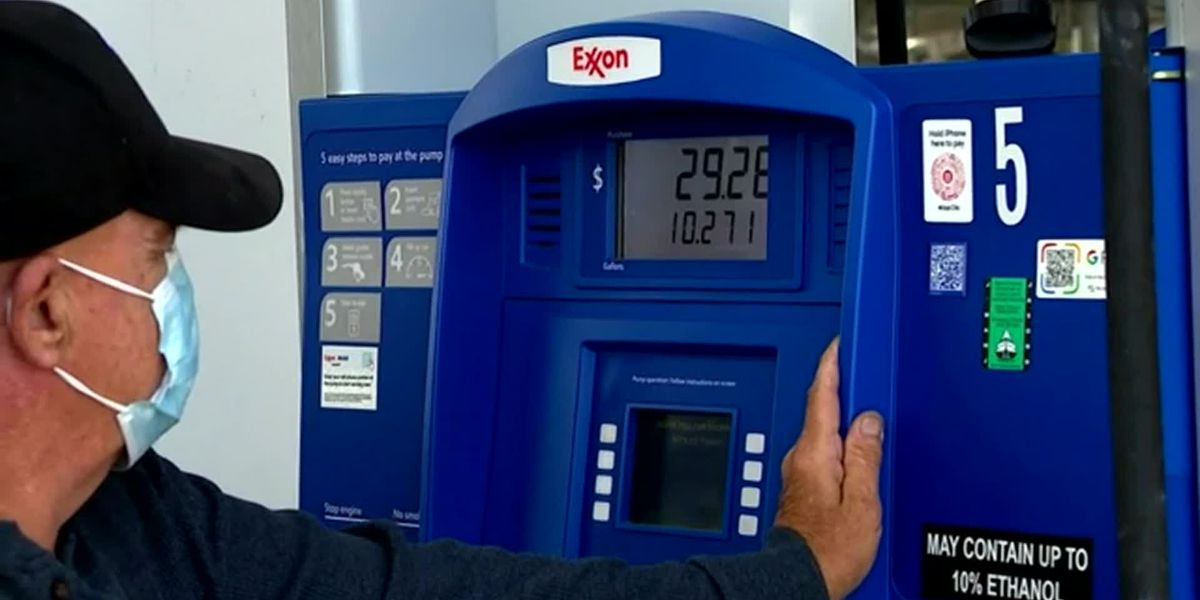 Pipeline flows, but pump prices increase