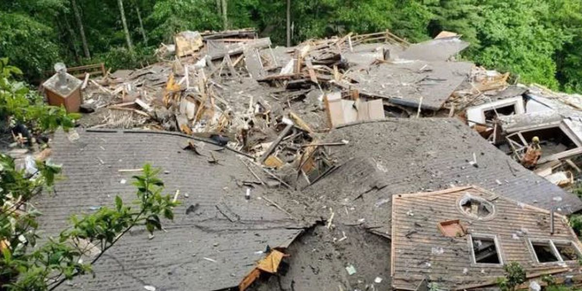 Event timeline paints picture of landslide, deadly explosion at Watauga Co. home