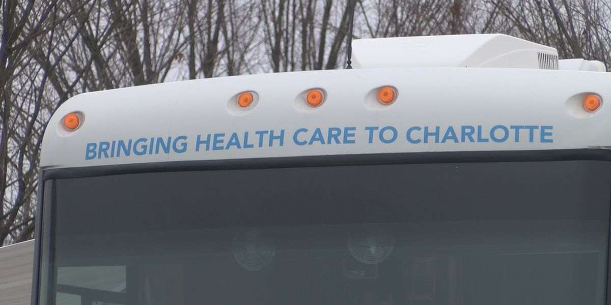 Charlotte church hosts COVID-19 vaccine clinic with help of Atrium Health