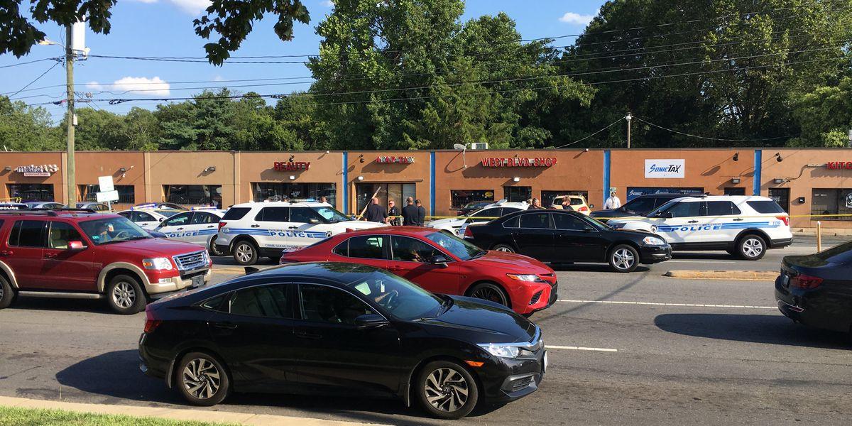 Man shot, killed in west Charlotte identified