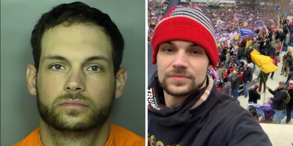 Instagram post leads to Little River man's arrest for alleged role in deadly Capitol riots