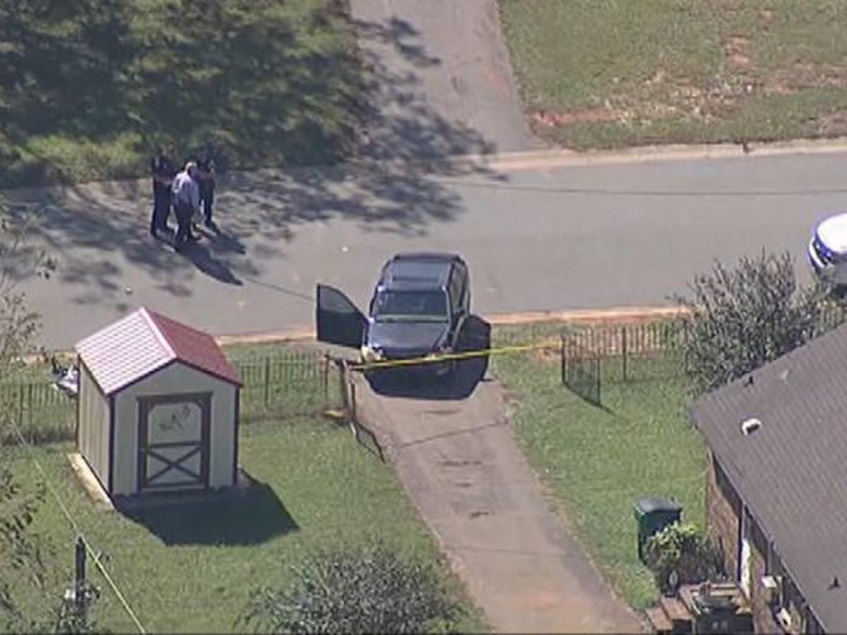 One person seriously injured in northwest Charlotte shooting