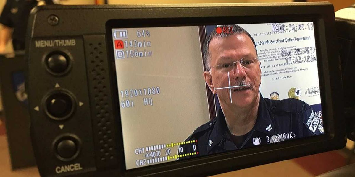 Salisbury Police Chief: Stop using guns to settle disagreements