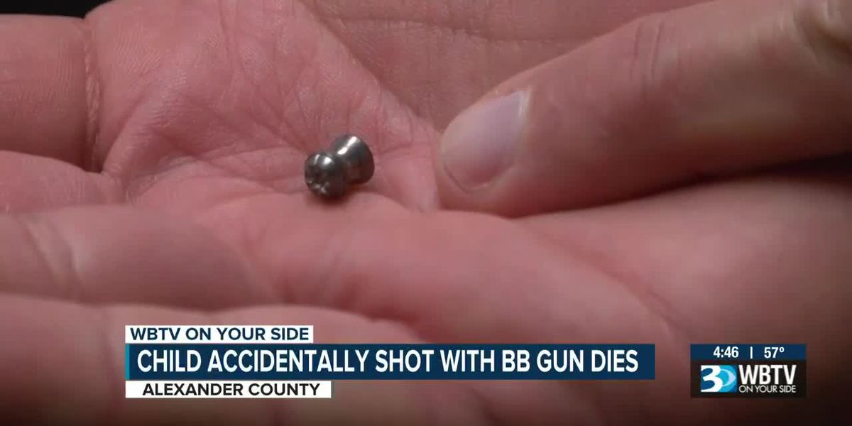 8-year-old boy dies from pellet gun after accidental shooting in Alexander County