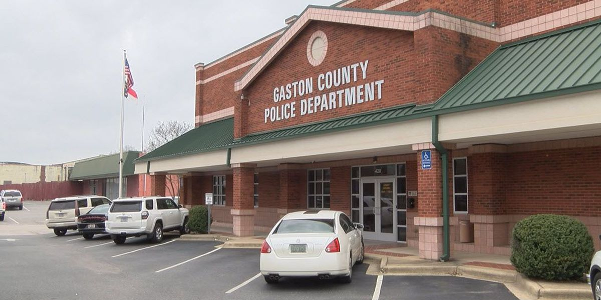 Boy waiting for bus struck by Gaston County police car, rushed to hospital