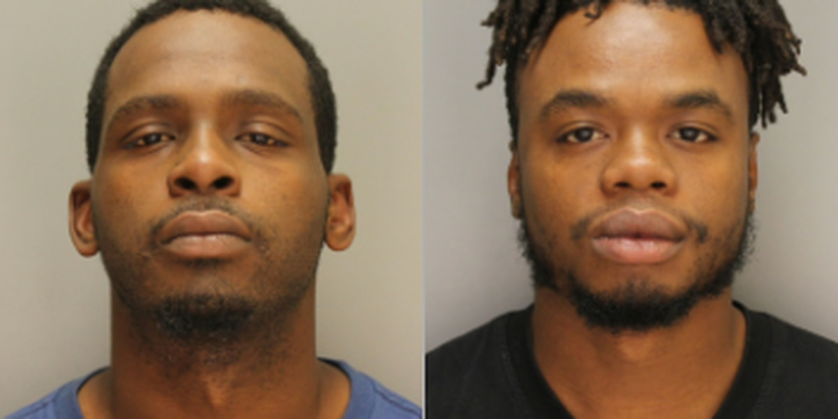 Police: Two accused of robbing man of his rent money at gunpoint