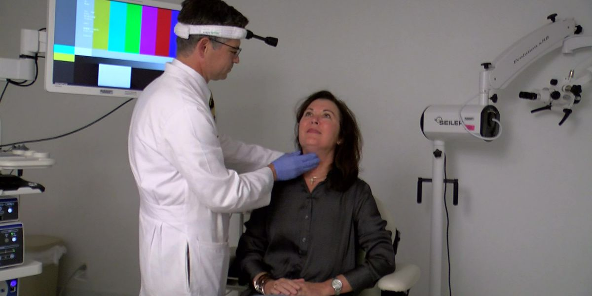 Breakthrough procedure can provide solution to snoring