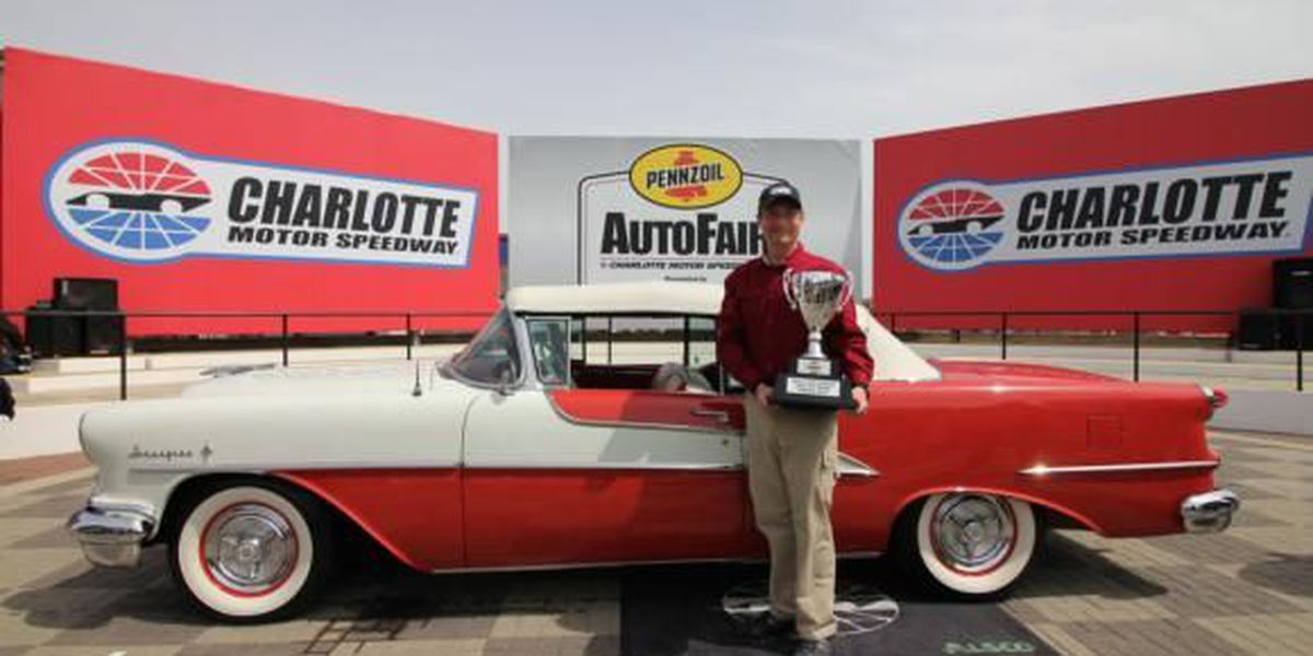 Son realizes late father's dream with Best In Show win at Pennzoil AutoFair