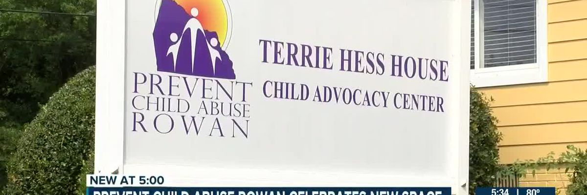 Prevent Child Abuse Rowan celebrates new space, ability to offer more services