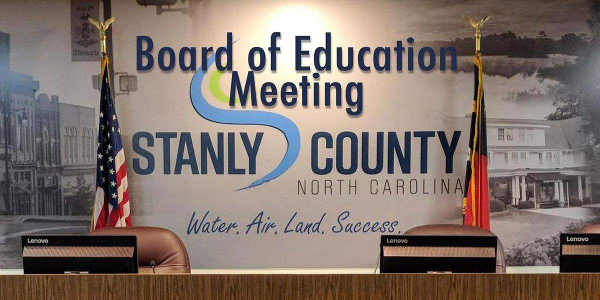 Stanly County Schools to have two weeks of fully remote learning, following death of teacher from COVID-19