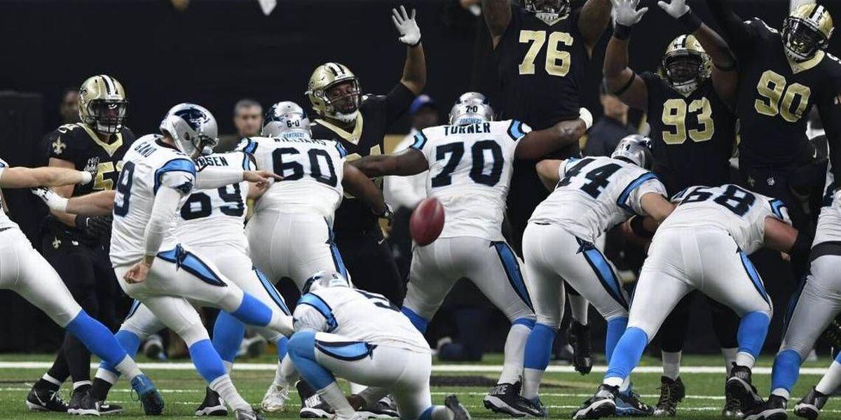 Carolina Panthers part ways with veteran kicker Graham Gano