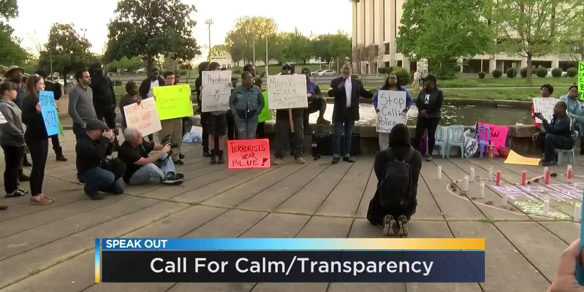 WBTV Speak Out Editorial: Call for Calm/Transparency