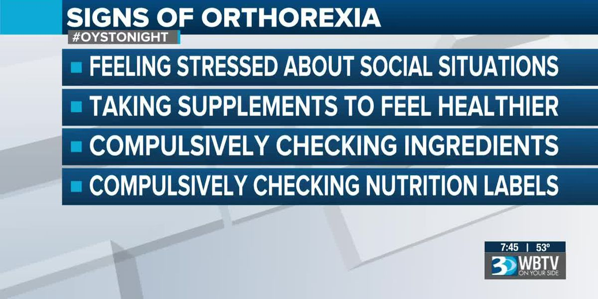 Good Question: What is Orthorexia?