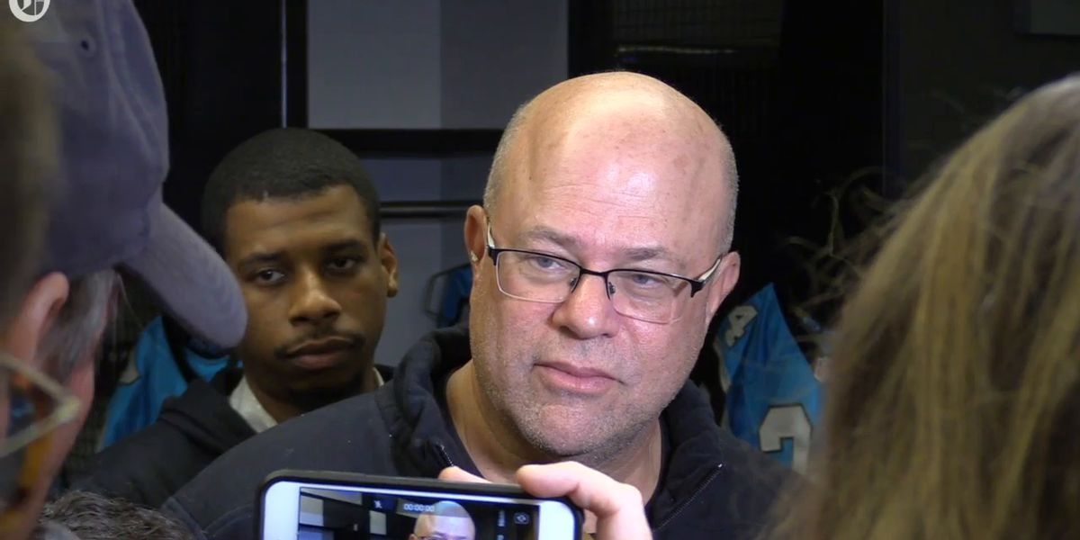 Panthers owner David Tepper: NFL can play with 'some fans' in attendance this year