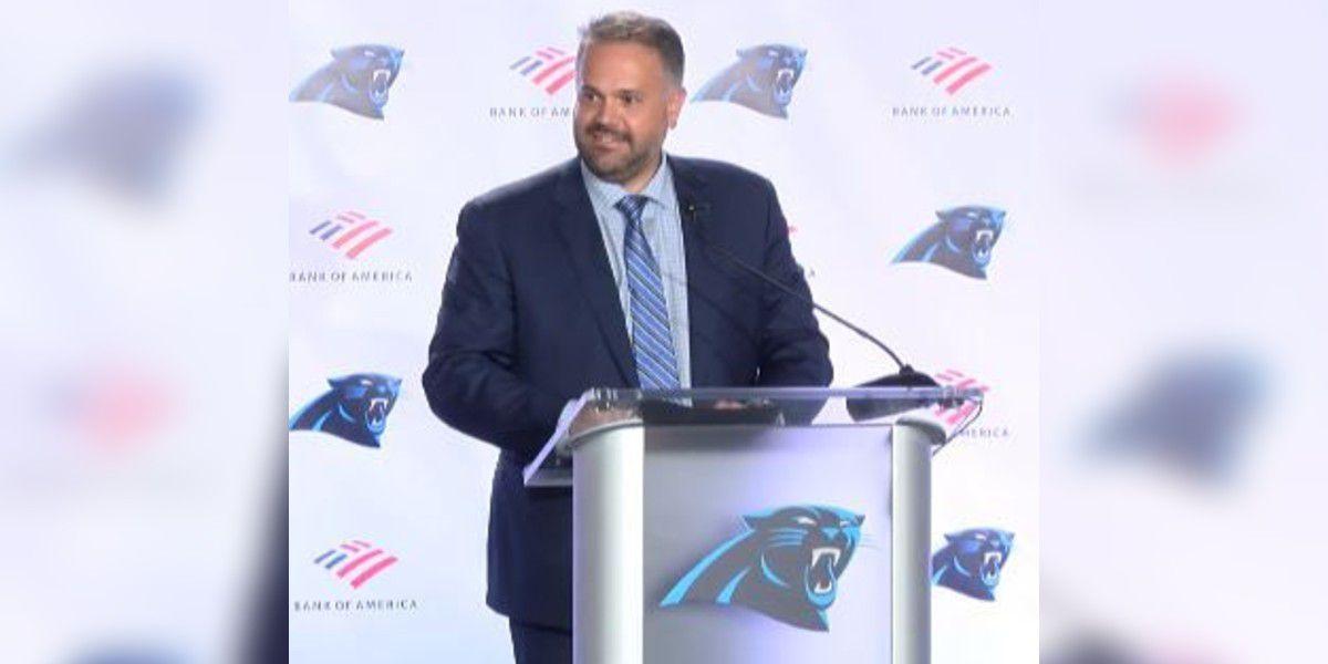 Carolina Panthers coach considers kneeling during national anthem