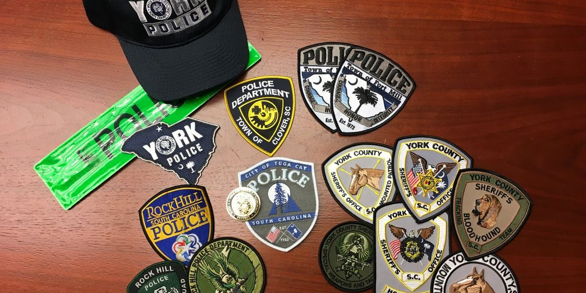 Boy battling cancer receives police patches from all over
