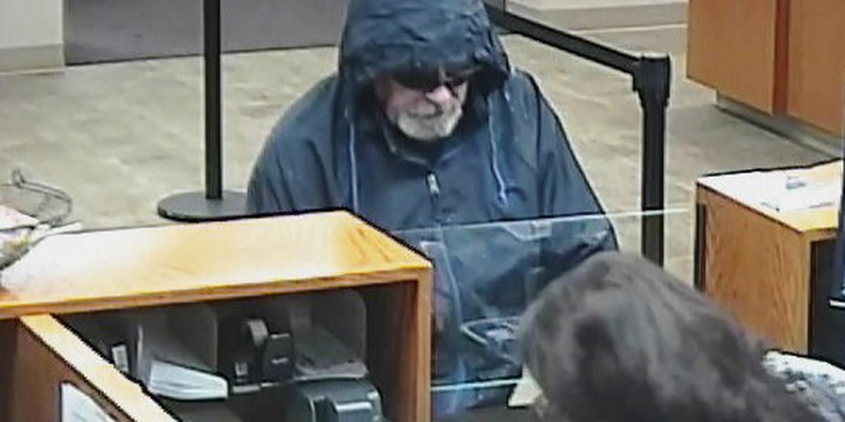 Man on the run after bank robbery in Mooresville