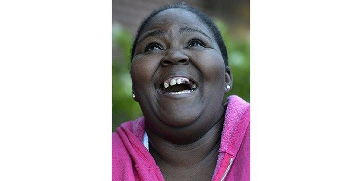 She'd lost half her teeth – then got an amazing offer