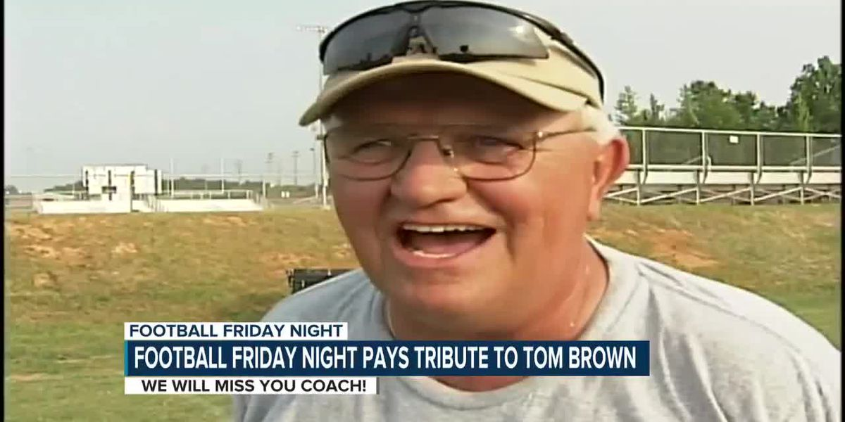 FFN pays tribute to legendary head football coach Tom Brown