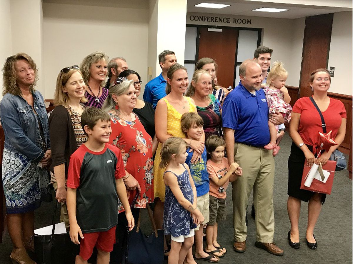 Rescuers honored for saving boy's life at Monroe pool: 'We witnessed a miracle'
