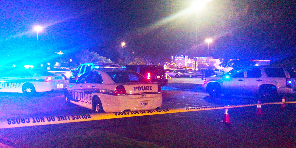 Coroner identifies man killed in Northwoods Mall theater parking lot shooting