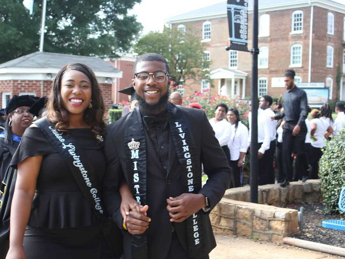 Mister, Miss Livingstone compete in national magazine contest