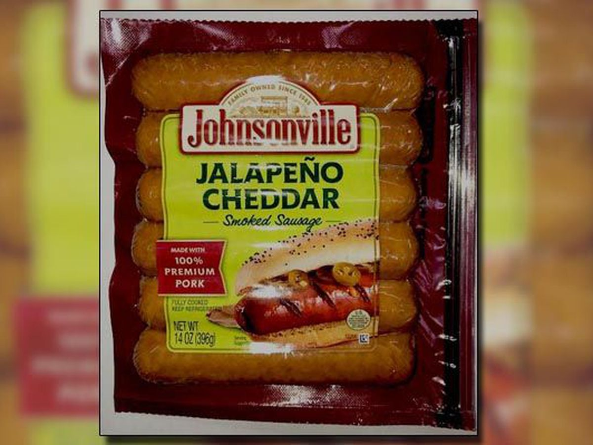 Johnsonville recalls over 95,000 pounds of ready to eat smoked sausage