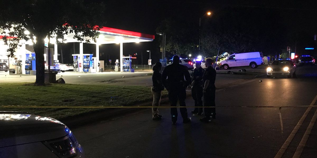 Officials investigating shooting that left four people injured in west Charlotte
