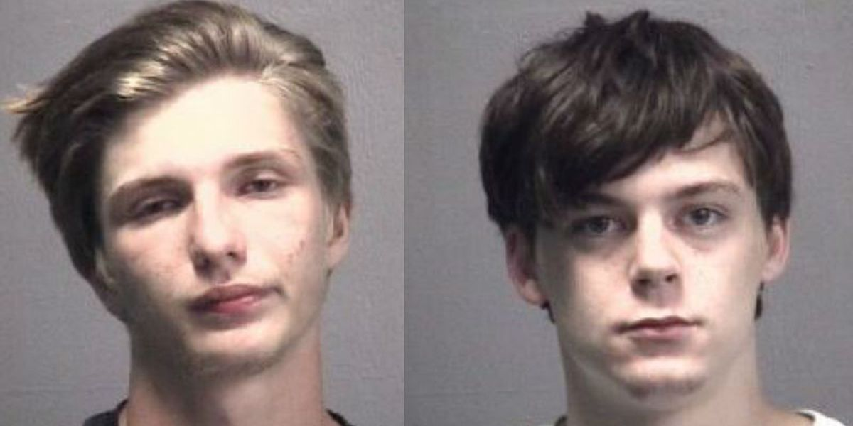 WPD: Two teens arrested after allegedly vandalizing Walmart, assaulting employees