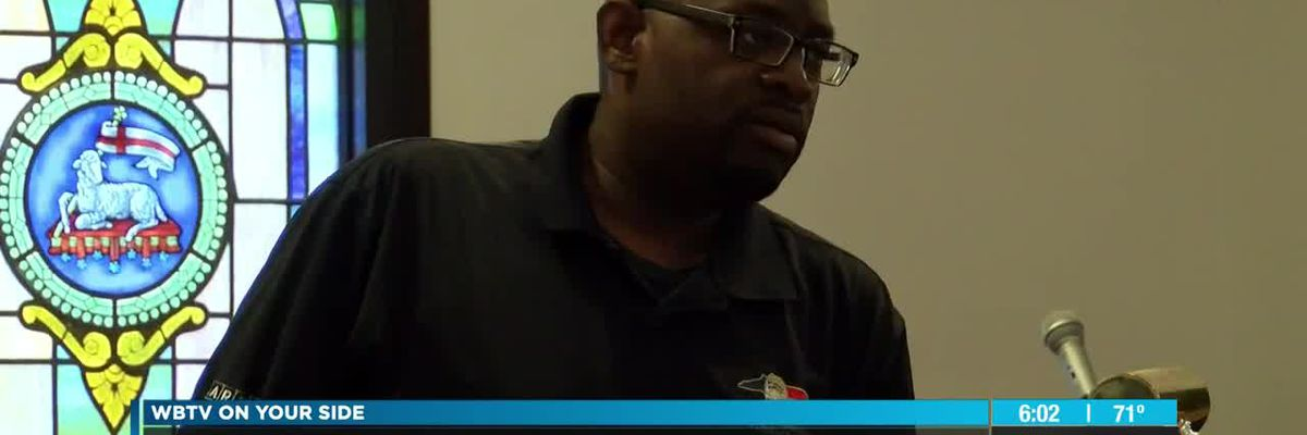 NAACP holds meeting to discuss suspension of Mooresville police chief
