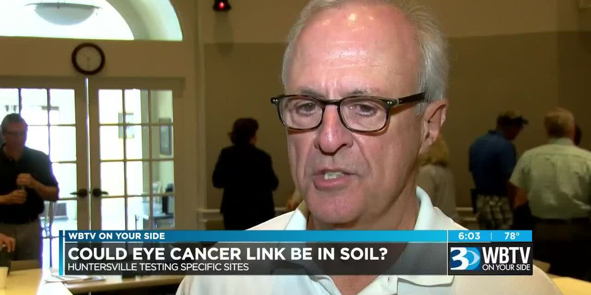 Could cancer link be in Huntersville soil?