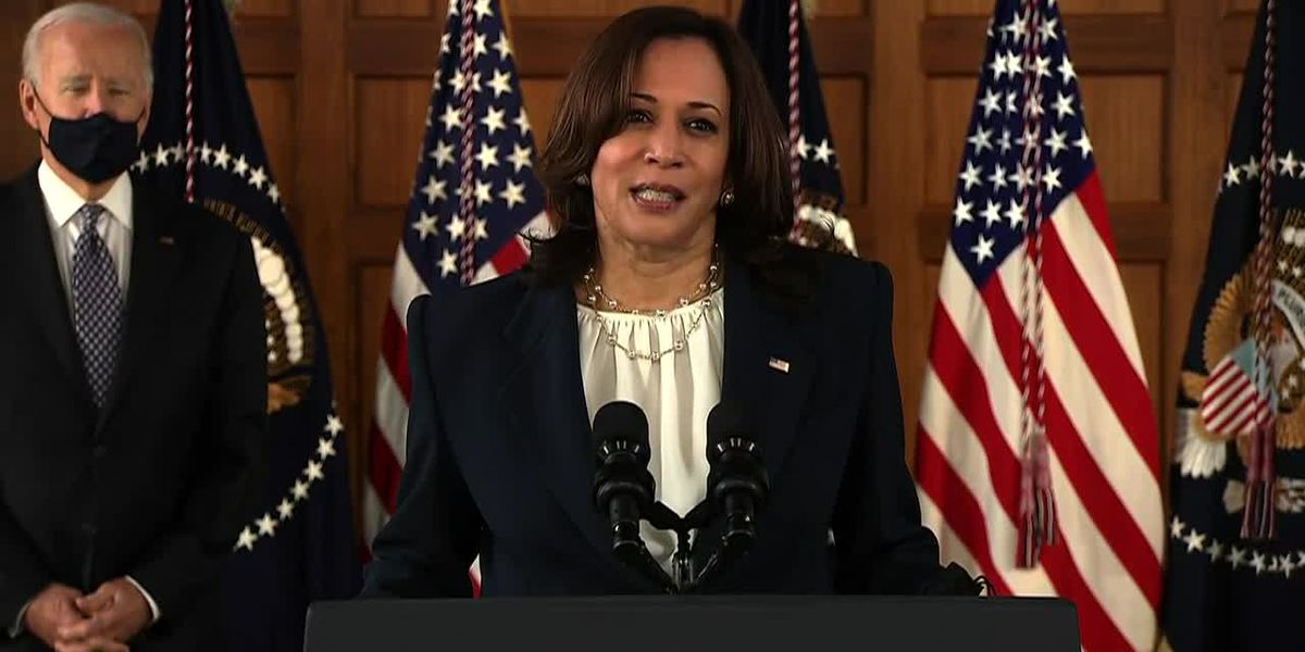 "VP Kamala Harris visits N.C. to discuss American Jobs Plan: ""There isn't only one path to success"""