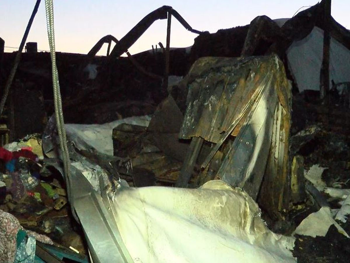 Thrift store used to fund missionaries destroyed by fire in Lenoir