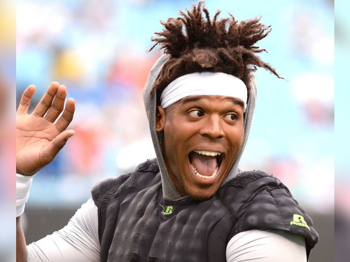 Hey, Cam Newton and Panthers – just throw the ball deep, and see where that gets you