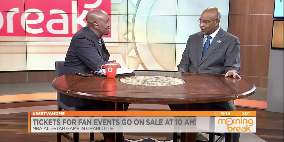 Charlotte Hornets President discusses NBA All-Star Weekend 2019