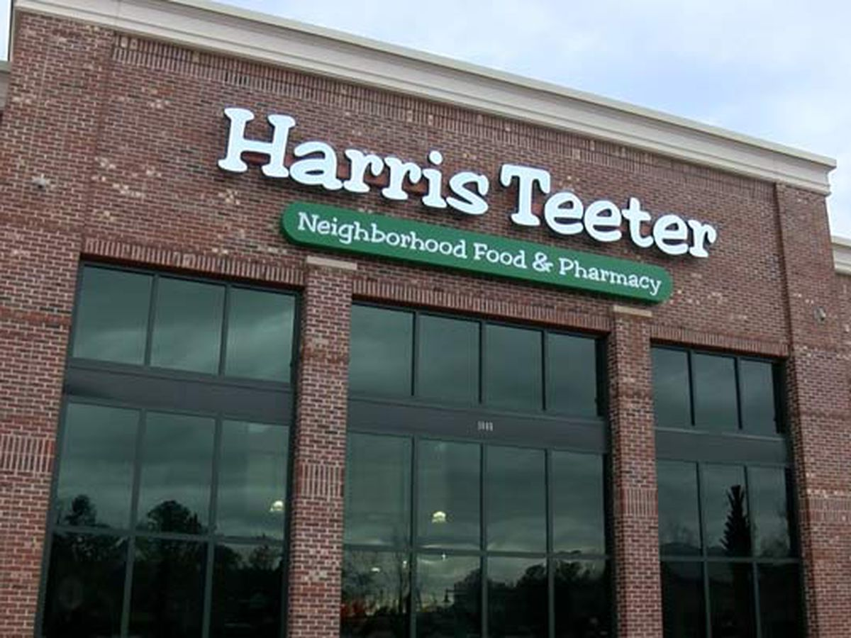 159 people sick from sushi sold at Concord Harris Teeter locations, health officials say