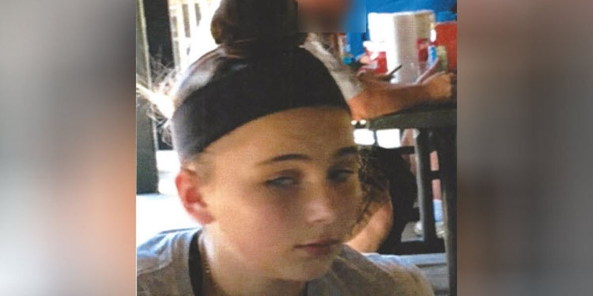 Missing NC 12-year-old last seen getting into vehicle with unknown man