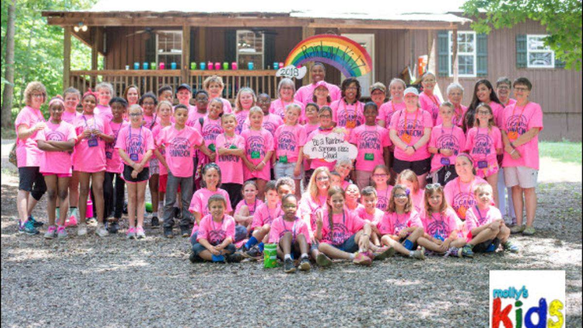 September 20 >> Rainbow Camp (#MollysKids)