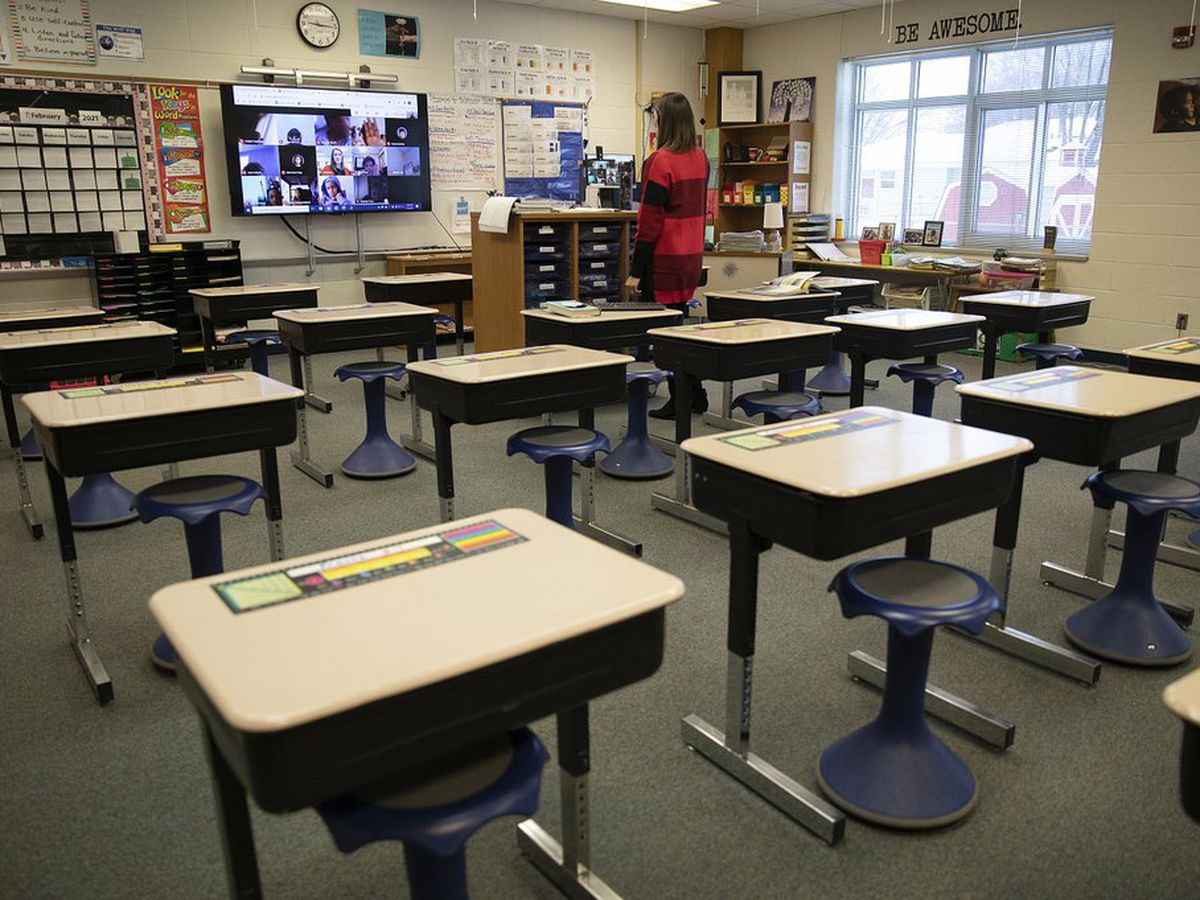 CDC study: Teachers key to COVID-19 infections in 1 district