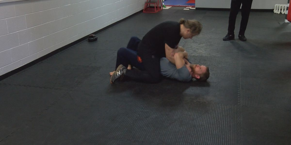 Gastonia self-defense instructor shares advice to protect yourself as sexual assault suspect still on the loose