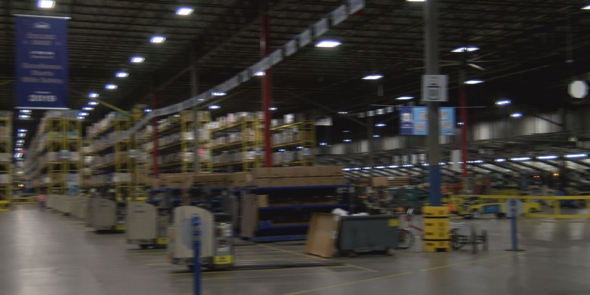 Lowe's sending supplies to the coast in preparation for Hurricane Dorian