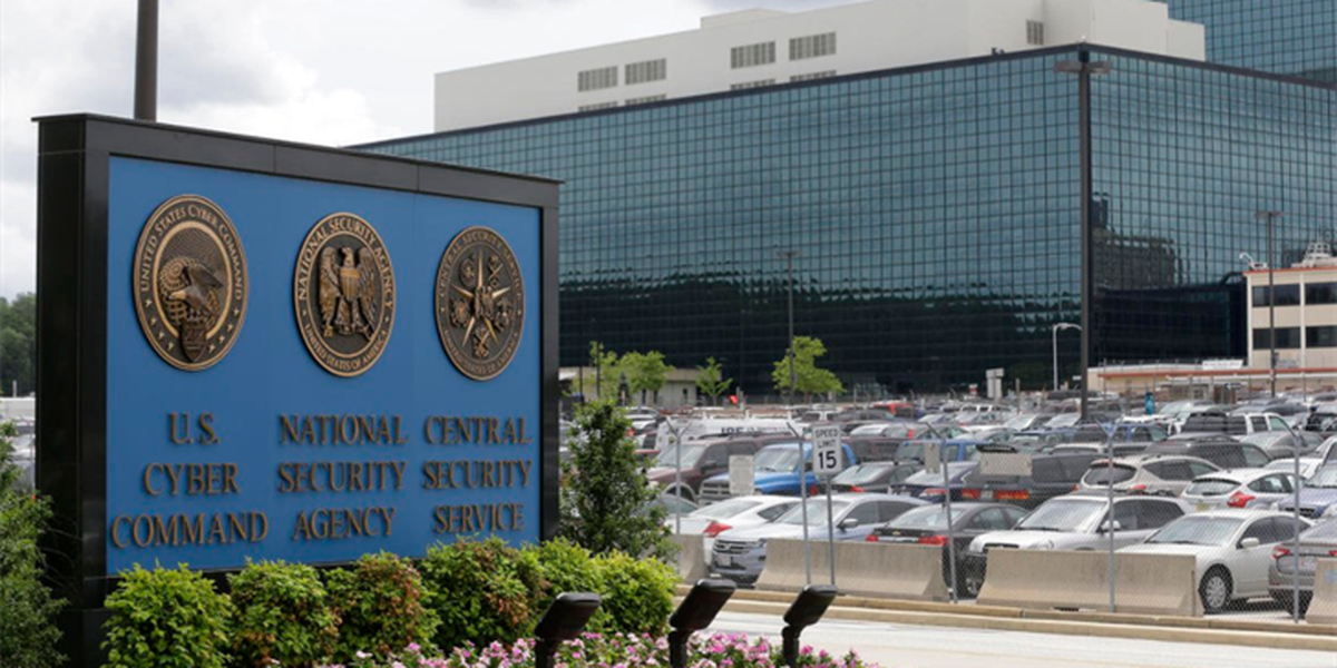 Shots fired outside National Security Agency headquarters