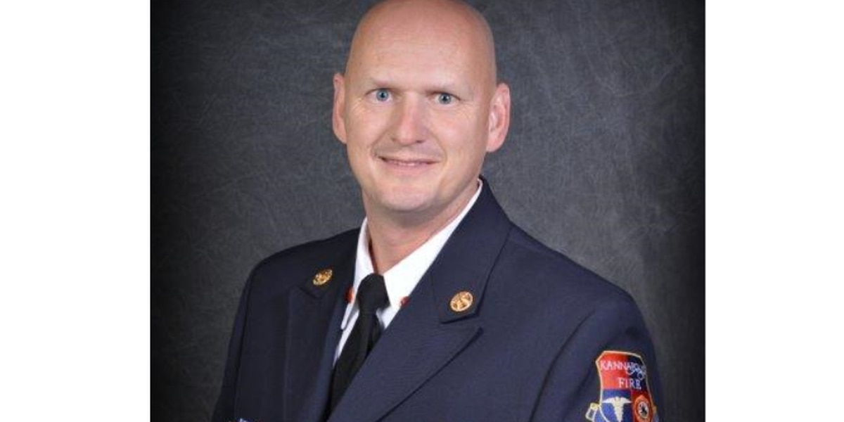 Kannapolis Fire Department announces promotions including new Deputy Fire Chief