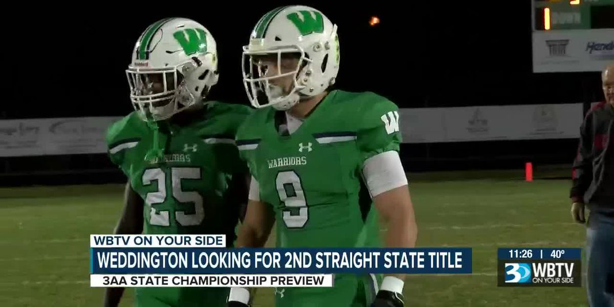 3AA State Championship Preview- Lee County vs Weddington