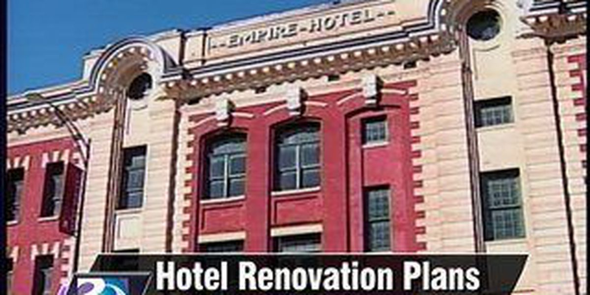 Open House set for development of Empire Hotel in Salisbury