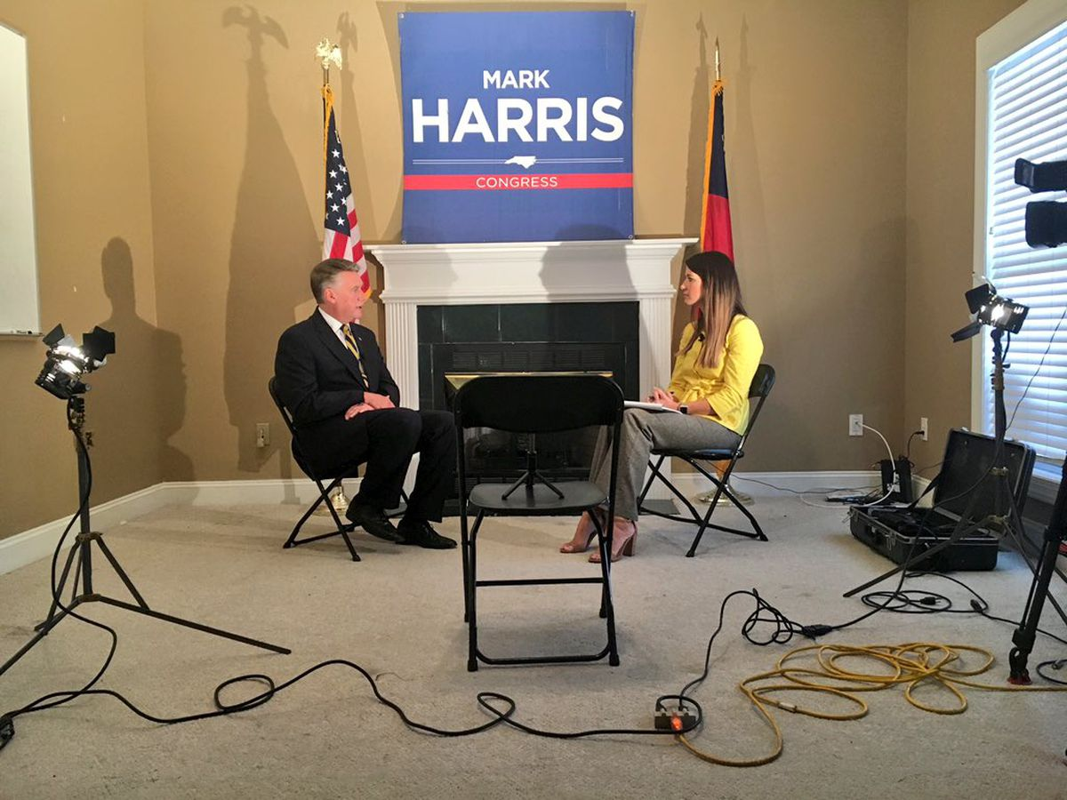 WBTV sits down one-on-one with Congressman Elect Mark Harris