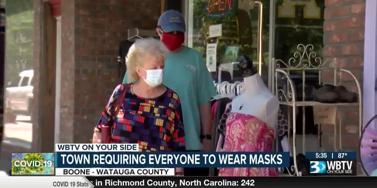 Boone face mask mandate into fifth day as governor orders it statewide