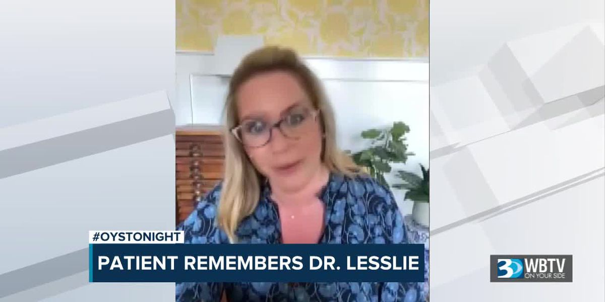 Patient remembers Dr. Lesslie
