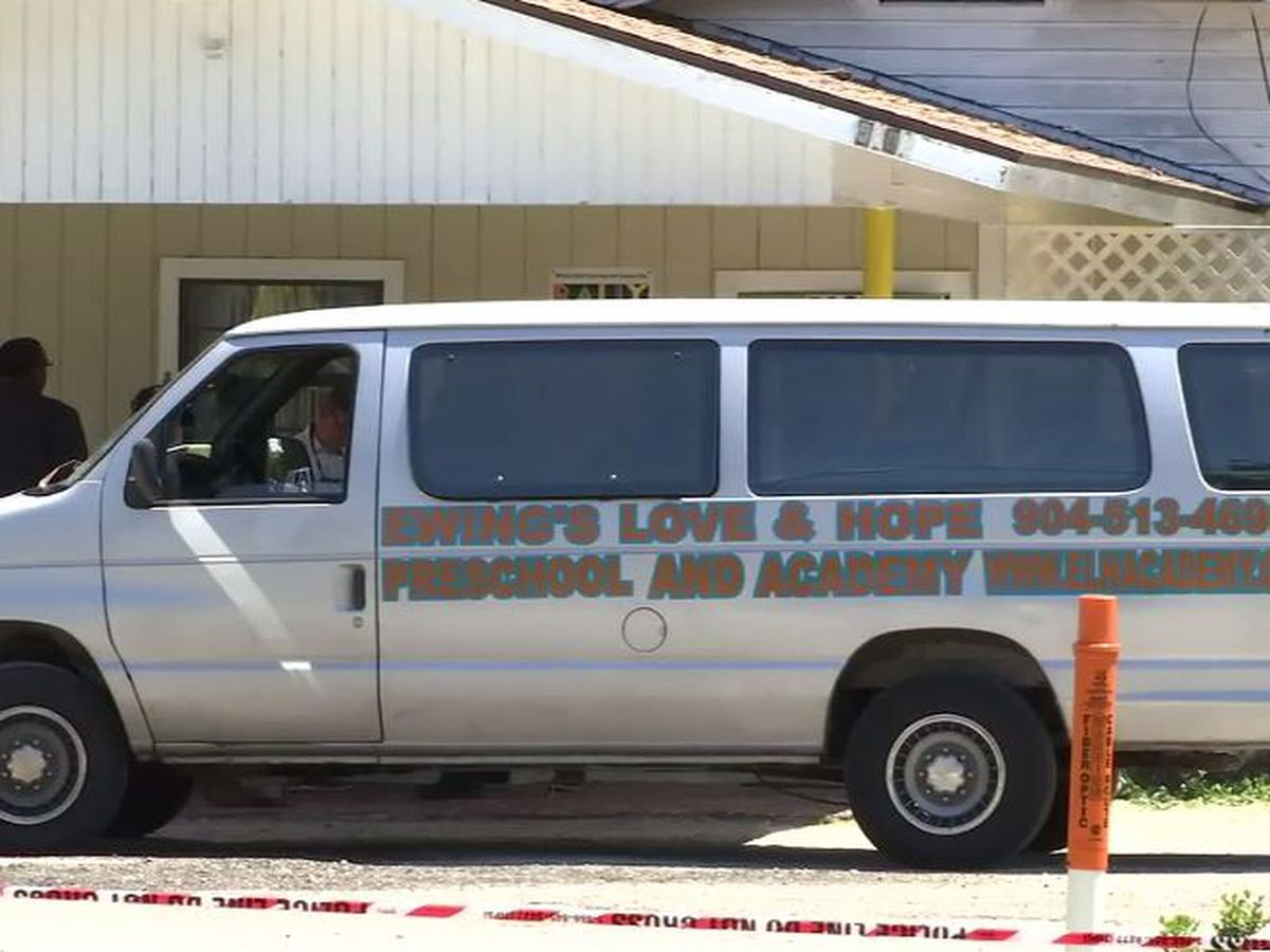Baby dies after being left in Fla. daycare van for 5 hours; co-owner arrested
