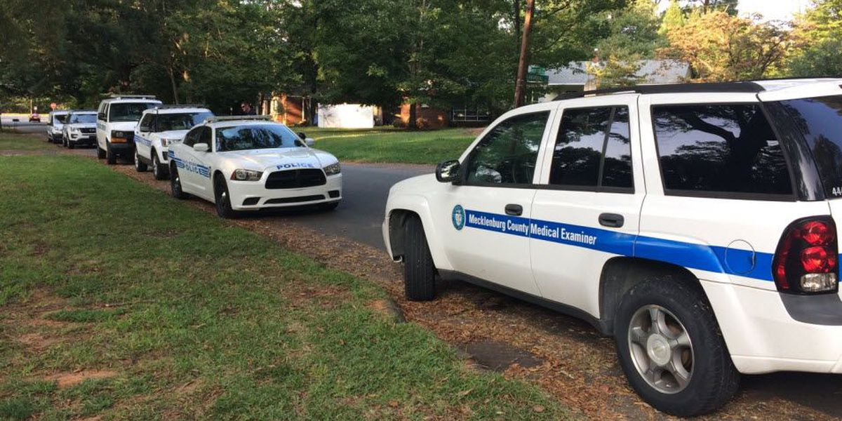 Police ID man found shot to death behind home in east Charlotte